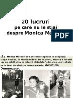 20 de Lucruri Pe Care Nu Le Stiai Despre Monica Macovei