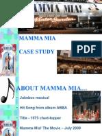 Mamma Mia Presentation