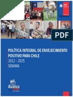 Envejecimiento Positivo Chile