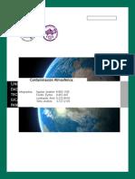 Degradacion de La Capa de Ozono