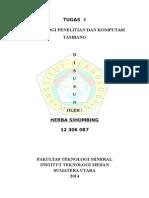 Studi Pengendalian Air Asam Tambang Pada Penambangan Batubara Di Pt