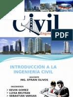 Introducción a La Ing. Civil