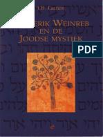40138714 Laenen Frederik Weinreb en de Joodse Mystiek