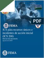 Guia de Recursos Unicos e Incidentes de Accion Inicial