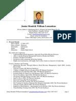 Resume - Juniar HW Lumankun