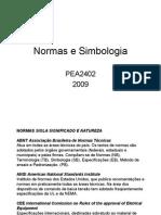 Normas e Simbologia