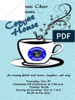 Coffee House Flyer Final