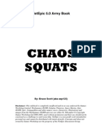 14 Chaos Squats Army Book