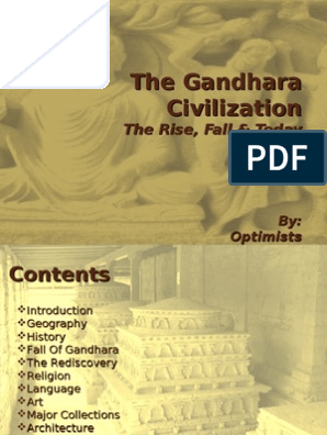 Gandhara Civilization Rise Fall Today Sikhism Religion And Belief