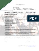 Contract de Sponsorizare EUR - Georgescu Stefan Gabriel De