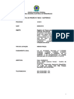 TRE PE Edital Pregao Eletronico 038 2015 RP Mat Permanente (Switches) OFICIAL