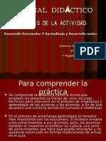 Análisis de La Act. Física en e.f.