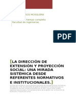 Extension y Proyeccion Social 2014 (Autoguardado)
