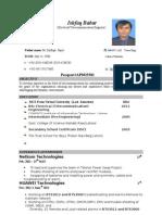 IshfaqBabar-cv PLc Developer