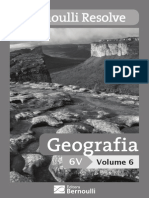 Bernoulli Resolve Geografia_volume 6