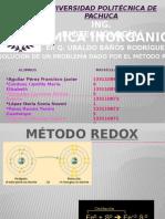 EXPOSICIÓN REDOX