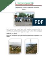 diario de campo iecov ambientalista
