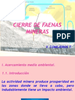 2 Cierre Faenas Mineras