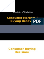 Consumer Markets & Buying Behavior