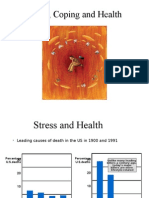 Stress- Psychological Disorders and Therapies Ppt