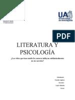 Literatura y Psicología