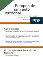 Carta Europea de Ordenamiento Territorial