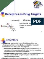 3. Receptors as Drug Targets.pdf