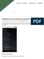 Exibindo Itens Em Uma Lista No Android _ MobGeek