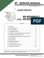 MX-M450n-450u-350n-350u