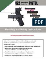 Issc m22 Manual