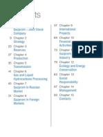 Gazprom Company Book