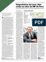 Entrevista FN en Diario Oglobo.