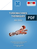 turbomachines thermique