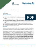 Itech2250 a3 s9 2015 Pmp Development