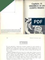 Cap.10 - Dinamica Di Un Corpo Rigido