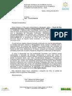 Carta Divulgação EPDS