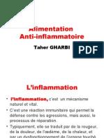 Alimentation Anti Inflammatoire