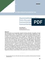 Irrc 857 Pfanner Asymmetrical War