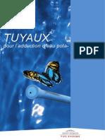 Tuyaux Pour l'Adduction d'Eau Potable