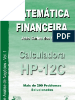 Matemática Financeira HP12C