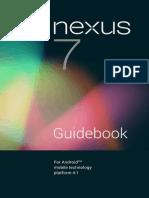 Manual Del Usuario Nexus 7
