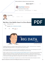 How Netflix Uses Big Data to Drive Business Success _ SmartData Collective