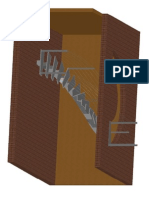 Isometria de La Escalera Isometrica