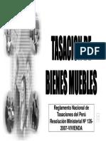 Tasaciones Del Peru