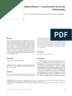 Agentes Antimicrobianos e Seu Potencial de Uso Na Odontologia