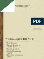 Archeology 4 8