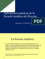 LÓGICA Y ARGUMENTACIÓN JURÍDICA  -Escuela analitica.jus