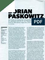 RedBulleting - März 2010 S.34-36 - Dorian Paskowitz - Surf Legende