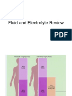 Fluid and Electrolyte
