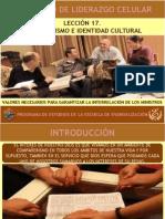 17. Compañerismo e identidad cultural.ppsx